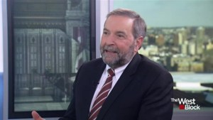 There is a crisis of confidence in the government: Mulcair