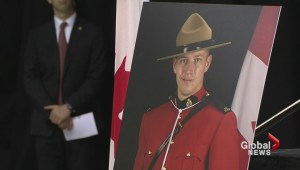 BC RCMP hold special tribute to fallen comrades