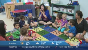 Musiktanz brings movement and music to Winnipeg inner city daycares