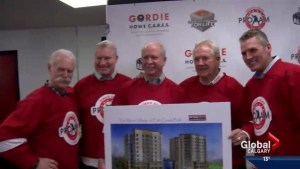 Gordie Howe Pro Am to raise funds for Alzheimer's research