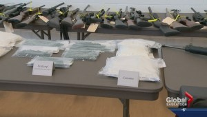 Massive manpower required for major drug bust