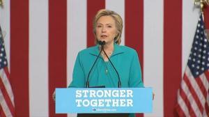 Donald Trump, Hillary Clinton trade accusations of bigotry