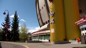 Calgary announces plans for NHL-CFL mega-complex