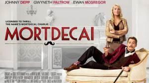 Movie Trailer: Mortdecai