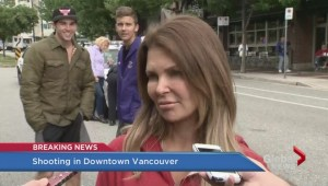 Witnesses describe Yaletown shooting