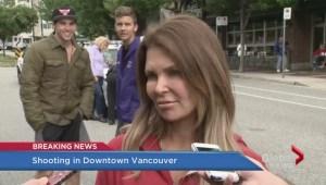 Witnesses describe Yaletown shooting