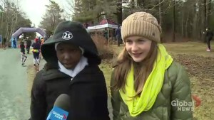From Kenya to Halifax: Teens unite over love of running