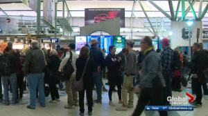 Flights resume at Edmonton International Airport after air traffic control problem
