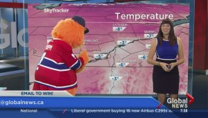 Global News Morning weather forecast: Friday, December 9