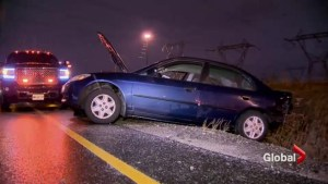 Icy roads in the GTA blamed on weather, road maintenance
