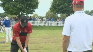 Jared du Toit's coach Derek Ingram readies amateur for big day at RBC Canadian Open