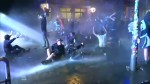 Police disperse Hamburg protest with water cannons after G20 summit finishes