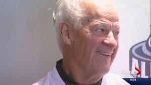 Edmonton's hockey community mourns the loss of Gordie Howe