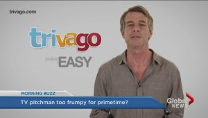 What's up with the Trivago guy?