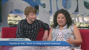Disney Channel stars from Austin and Ally