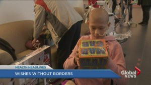 Wishes Without Borders Toy Drive
