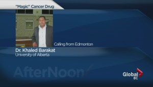 U of A research team hopes to transform cancer treatment with 'magic drug'