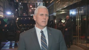 'The hearts of every American are in Fort Lauderdale tonight': Mike Pence