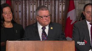 Federal government unveils revamped national security legislation