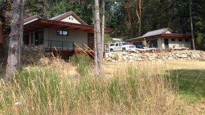 North Pender Island home to be auctioned for charity