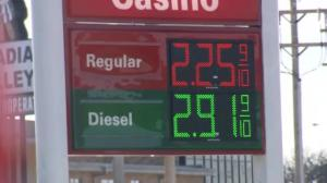 Plummeting gas prices have some US towns worried