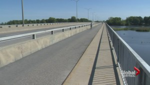 Major repairs on Proulx Bridge