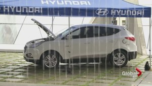 Hyundai launches electric car fuel cell initiative