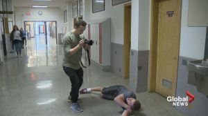 Calgary high school student wins provincial safety video contest