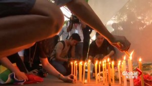 Orlando shooting vigils held around the world to mourn victims