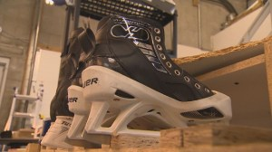 Winnipeg-made skates gaining traction with top NHL'ers