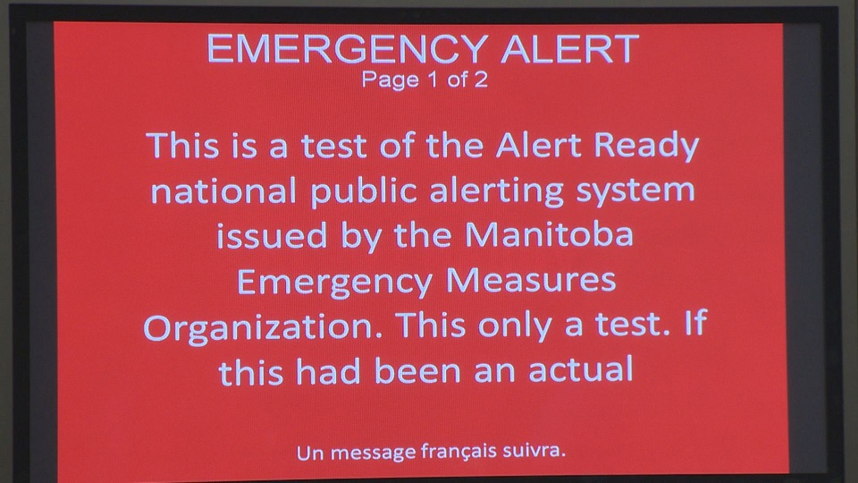 New Alert Ready emergency warning system to be tested Wednesday ...
