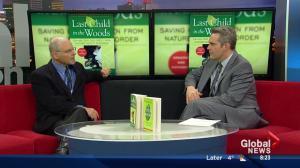 "Author Richard Louv on ""nature-deficit disorder"""