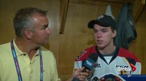 One-on-one with Connor McDavid