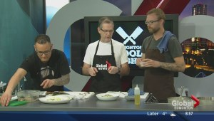 Edmonton chefs battle it out in head-to-head culinary challenge