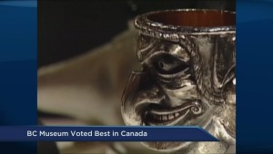 Royal BC Museum named best museum in Canada