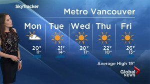 BC Evening Weather Forecast: Jun 18