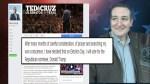 Ted Cruz endorses Donald Trump ahead of critical debate
