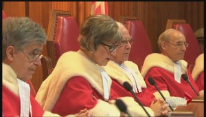 Peter MacKay's comments on female judges