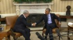 Netanyahu says he is 'committed to two-state solution'
