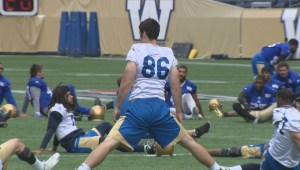 Blue Bombers Mike O'Shea on Addison Richards' retirement