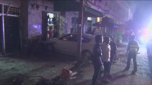 Bomb blasts kill one, wound 30 in southern Thailand
