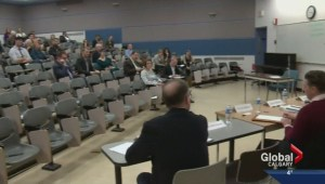 Civil liberties association holds gay straight alliance hearing