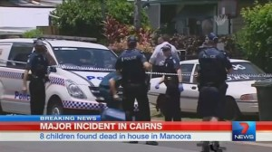 Police find bodies of 8 children in home in Australia