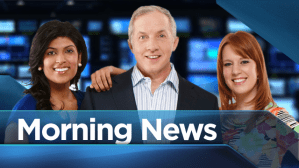 Morning News headlines: Monday, August 18.