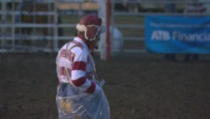 Rodeo Clown Ash 'Crash' Cooper