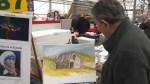 Saint John artist paints for charity
