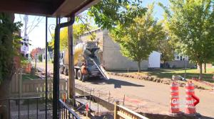 Resident raises safety concerns over St-Pierre Street construction