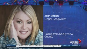 Jann Arden hosts the 2017 Calgary Stampede Grandstand show