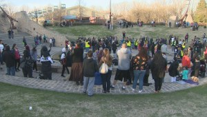 Hundreds gathered at Winnipeg vigil to remember 19-year-old Serena McKay