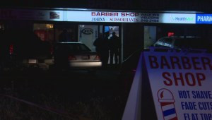 Man found dead after reports of shots fired at southest barbershop